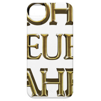 New-Years-Day iPhone 5 Cover