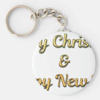 New-Years-Eve Key Ring