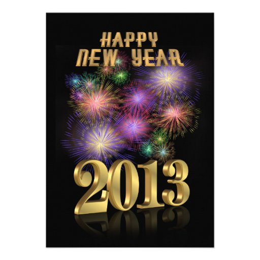 New Years Eve Party Invitation fireworks 2013 - Zazzle com auNew Years Eve 2013 Images