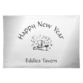 New Years Eve Placemat