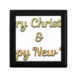 New-Years-Eve Small Square Gift Box