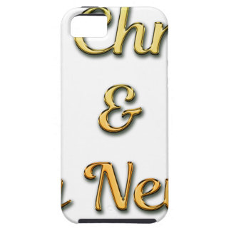 New-Years-Eve Tough iPhone 5 Case