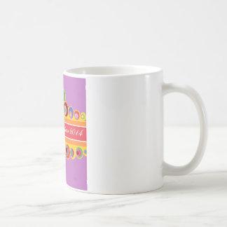 New Year's Greeting Mug