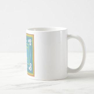 New Year's Greetings Coffee Mugs