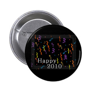 New Years Happy 2010 Button