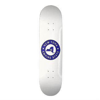 New York 18.1 Cm Old School Skateboard Deck