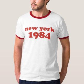 New York 1984 T Shirt