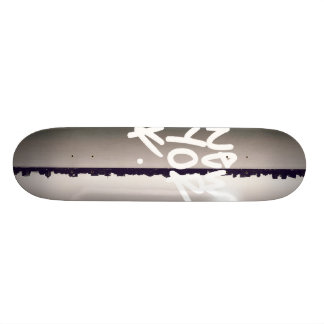 New York 19.7 Cm Skateboard Deck