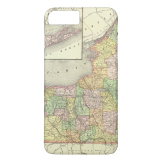 New York 31 iPhone 7 Plus Case