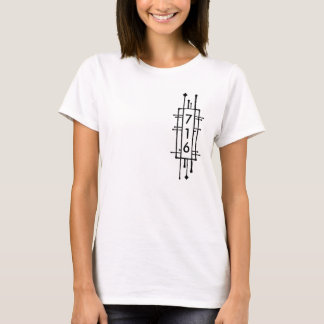 New York 716 area code. T-Shirt