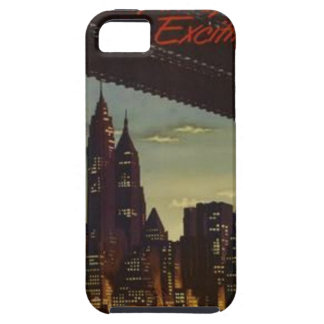 New York Always Exciting iPhone 5 Cover