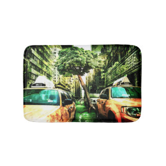 New York Apocalypse End of the World Bath Mats