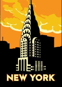 Art Deco Poster New York.New York Art Deco Posters Photo Prints Zazzle Au
