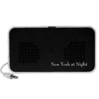 New York at Night Travelling Speaker