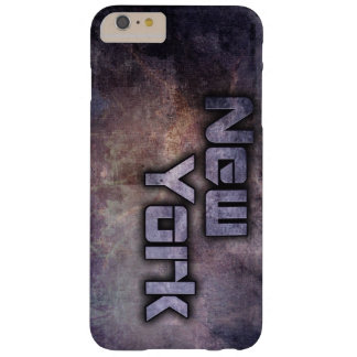New York Barely There iPhone 6 Plus Case