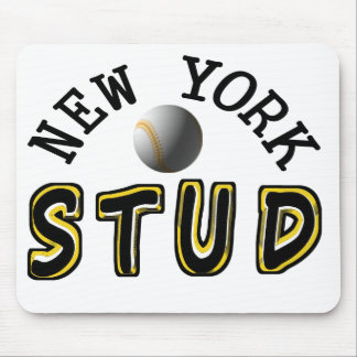 New York Baseball Stud Mouse Pad