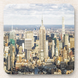 New York Beverage Coasters