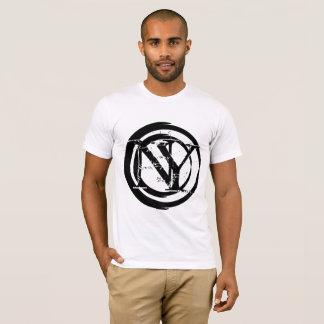 New York black T-Shirt