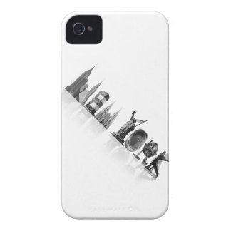 New York Blackberry Bold 9700/9780 Case iPhone 4 Cover