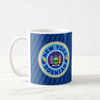 New York Bosnian American Coffee Cup