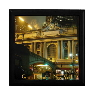 New York Boxes Grand Central NYC Custom Giftbox Jewelry Boxes