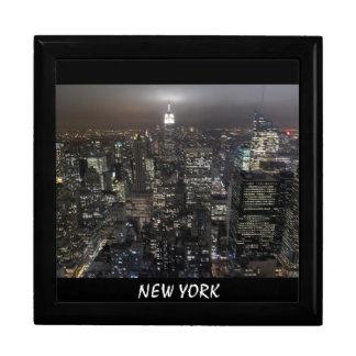New York Boxes New York City Souvenir NY Giftbox Large Square Gift Box