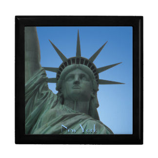 New York Boxes New York Giftbox Statue of Liberty Large Square Gift Box