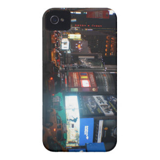 New York Broadway ate night iPhone 4 Case-Mate Case