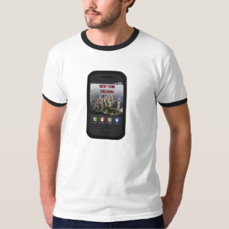 New York Calling T-shirts