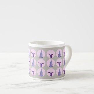 New York (Cashmere) Espresso Mug