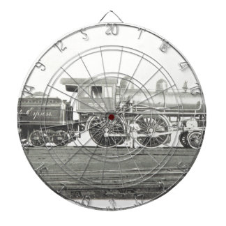 New York Central and Hudson River Dartboard