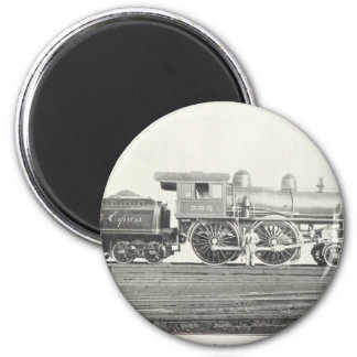 New York Central and Hudson River Magnet