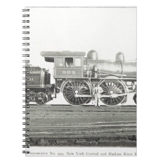 New York Central and Hudson River Notebooks