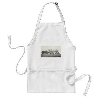New York Central and Hudson River Standard Apron