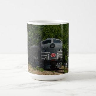 New York Central Locomotive Mug