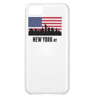 New York City American Flag iPhone 5C Case