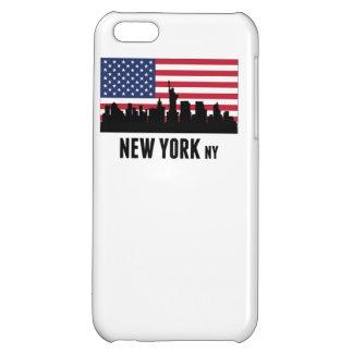 New York City American Flag iPhone 5C Cases