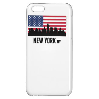 New York City American Flag iPhone 5C Cover