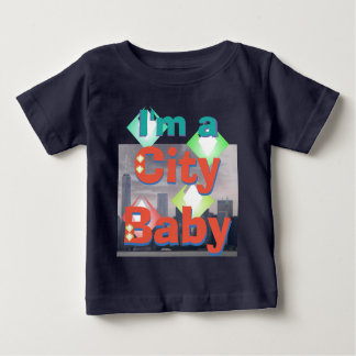 New York City Baby NYC Babies Toddler Shirts