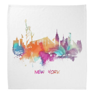 New York City Bandana