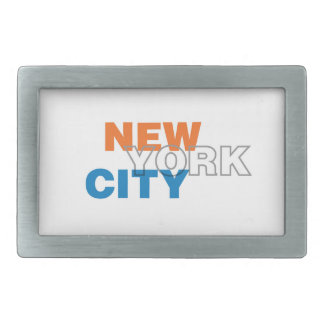 New York City Belt Buckle