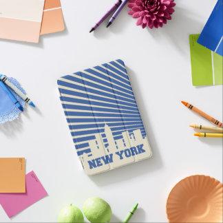 New York City Blue iPad Mini Cover