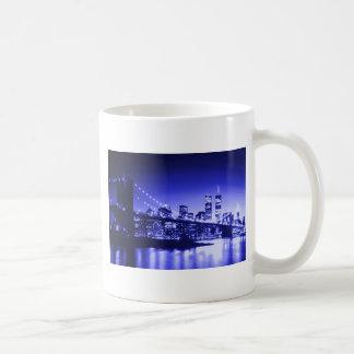 New York City & Blue Night Mug