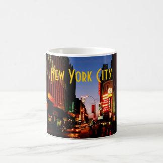 New York City (Broadway) Mug - Customized