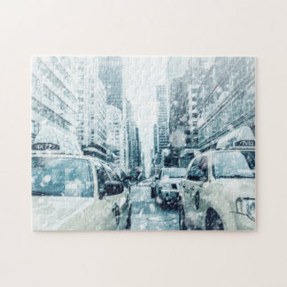 New York City Cabs Puzzle
