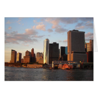 New York City Card