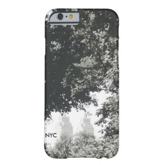 New York City - Central Park Barely There iPhone 6 Case