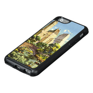 New York City Central Park Vintage Poster OtterBox iPhone 6/6s Case