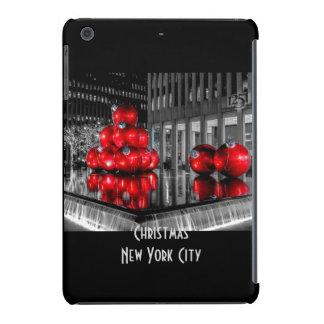 New York City Christmas Photo iPad Mini Retina Case