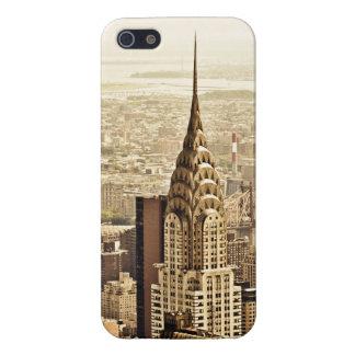 New York City - Chrysler Building iPhone 5 Cases